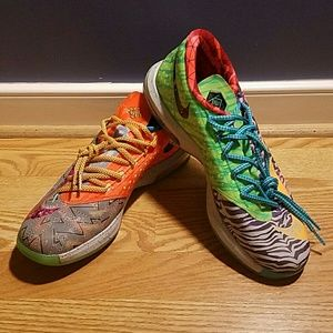 Nike What the KD6 Premium..Kevin Durant 10